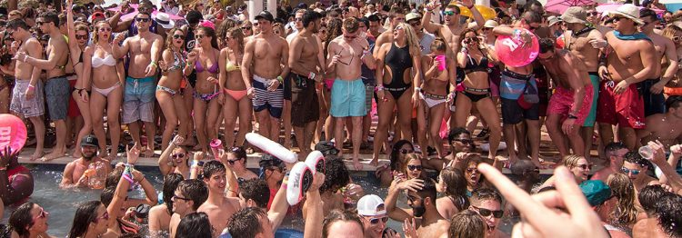 Best Day Parties in Cancun