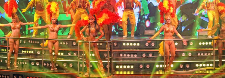 Entertainment in Cancun