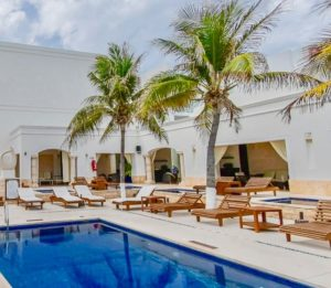 Cancun villa